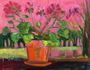 Geranium Selected For ARKELL Annual Juried Exhibit